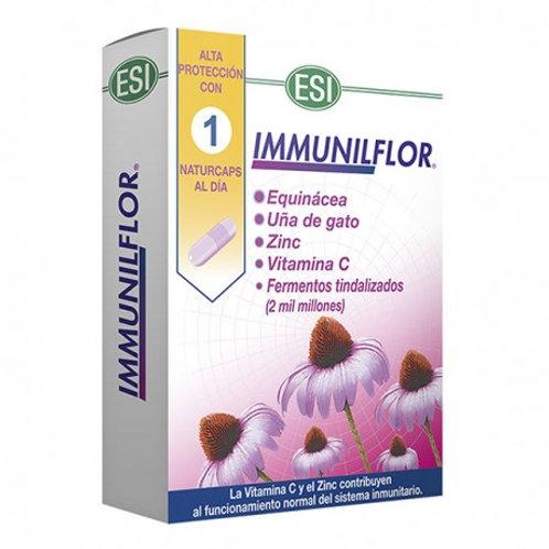 immunilflor cápsulas