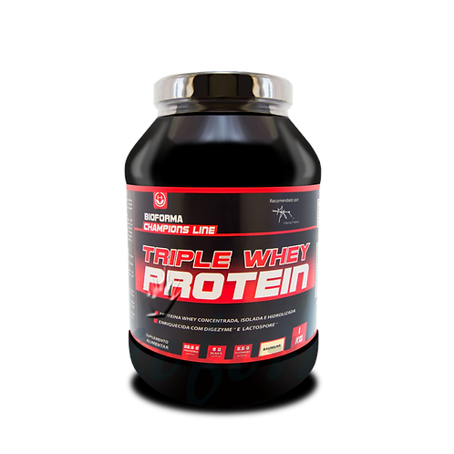 Triple Whey Protein  – Champions Line