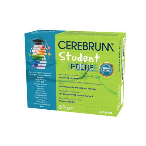 Cerebrum Student focus