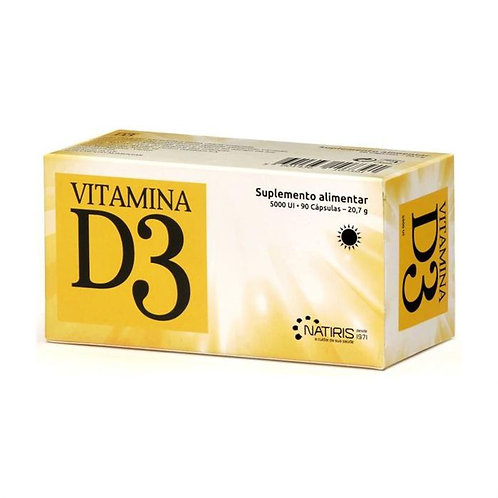 vitamina d3 5000ui natiris