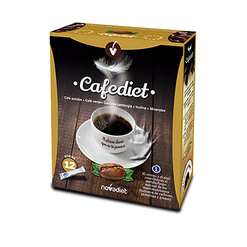 Cafediet 12 saquetas