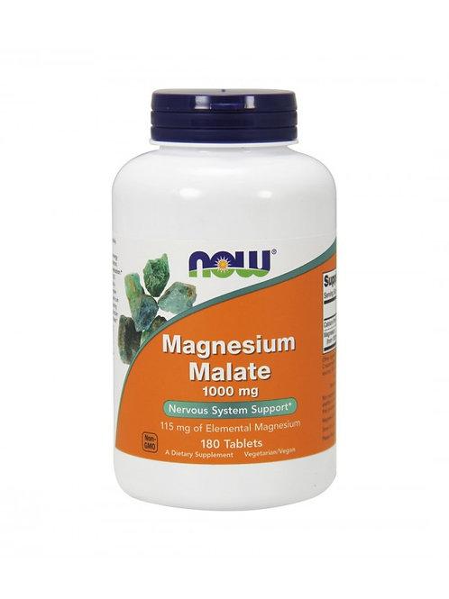 Magnésio malato (180 comp)