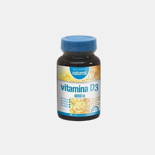 Vitamina D3 4000ui Naturmil