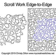 scroll-work