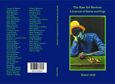 The Raw Art Review: A Journal of Storm and Urge