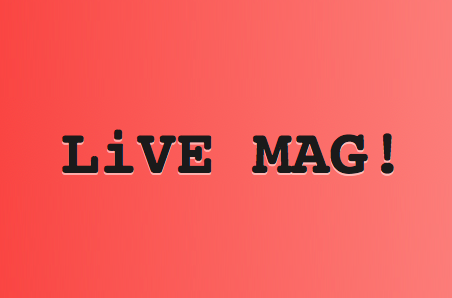 Live Mag! Issue 13 2016