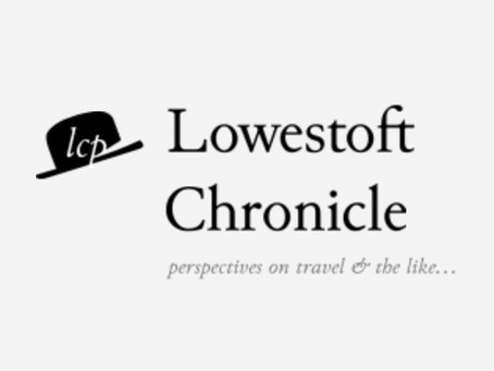 Lowestoft Chronicle Issue 31: Chariot