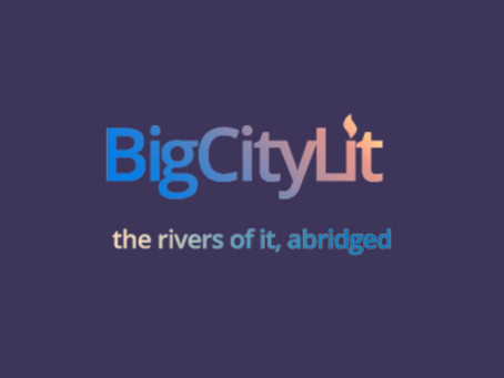 Big City Lit: three poems