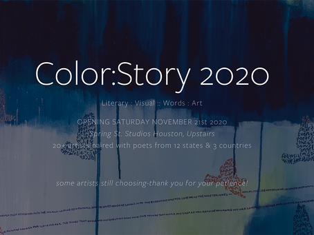 Color:Story Art 2020: selected