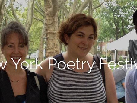 New York Poetry Festival