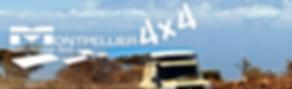 Montpellier 4x4 distributeur Tente de to
