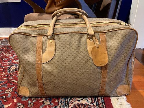 VTG Gucci Luggage Bag