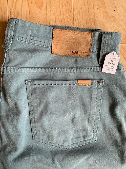 Fidelity Pants