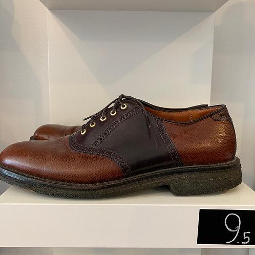 Alden Saddle Shoes