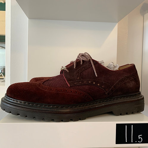 Brimarts Wingtip Shoes