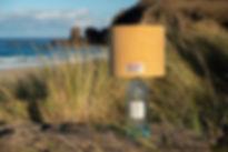 Yellow Herringbone 20cm Lampshade.jpg