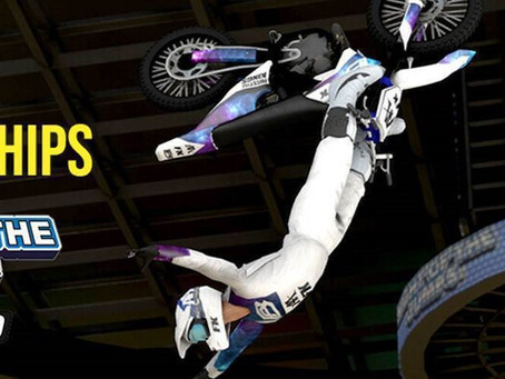 8 Riders Eliminated and 8 Riders to compete in the Quarter Finals of the e-FMX World Championships