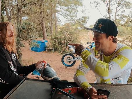 Freestyle of Nations Rider Invites - read by World Champion, David Rinaldo 😂😂😂