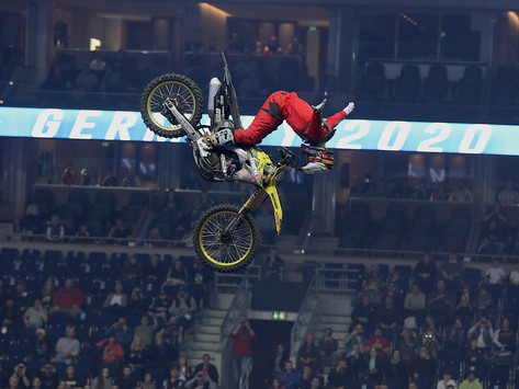 After 18 months, FMX Competition returns!