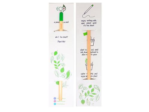 Ecò Plantable Seed Pencil