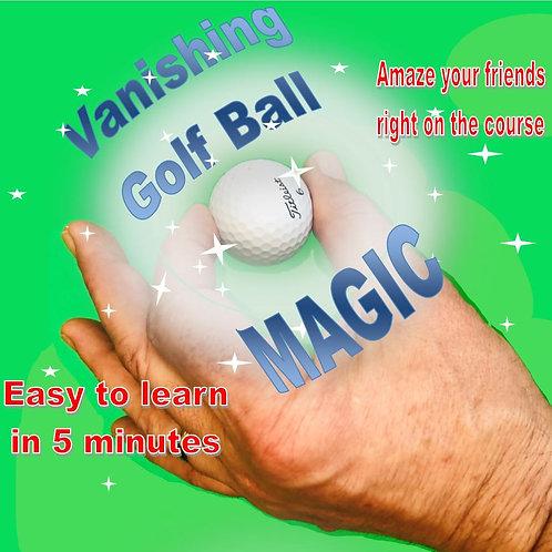The Vanishing Golf Ball