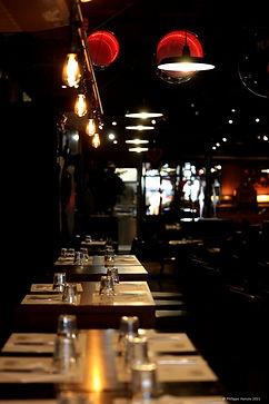 Salle restaurant Avignon