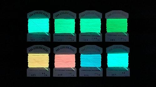 Luminous Braid 10M: Glow in the Dark