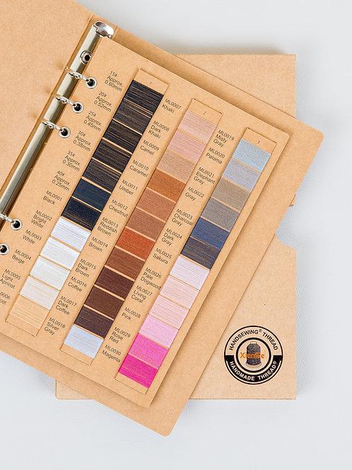 XIANGE Colour Catalogue