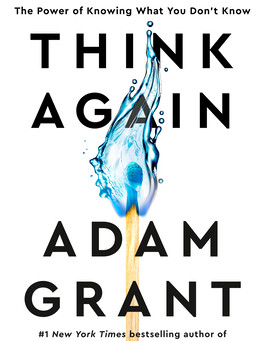 Book review:think again
