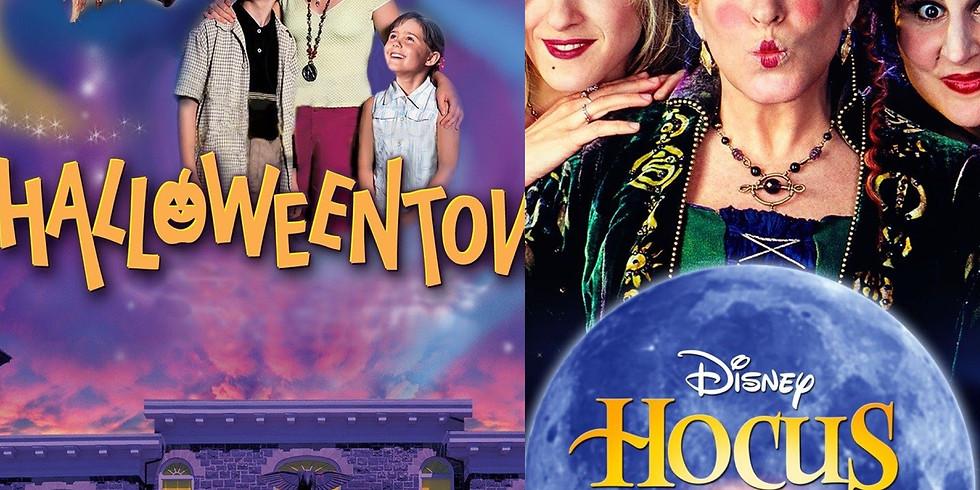 Halloween Town & Hocus Pocus