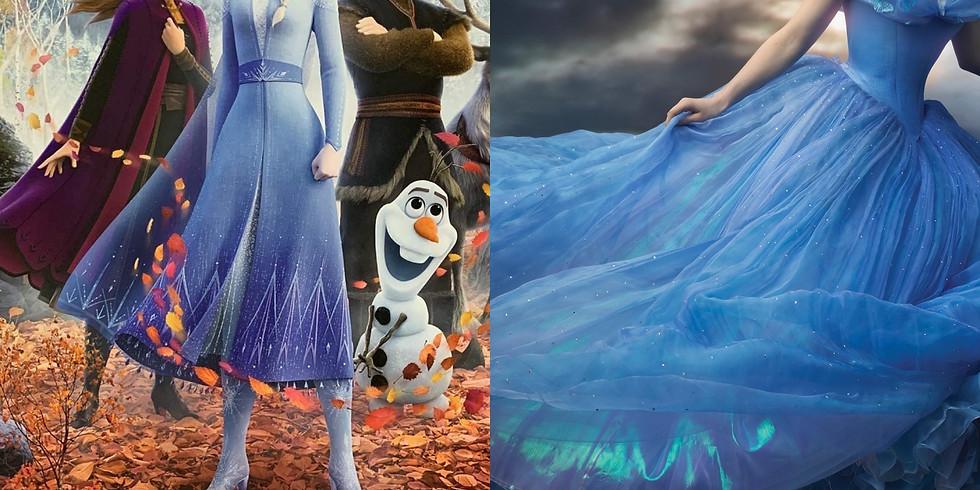 Frozen 2 and Cinderella (2015)