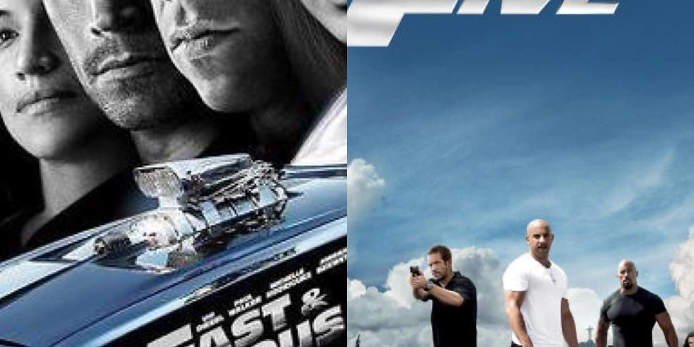 Fast and the Furious 4 & 5