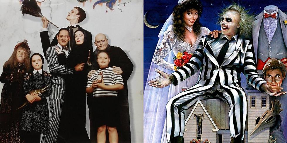 Addams Family & Beetlejuice