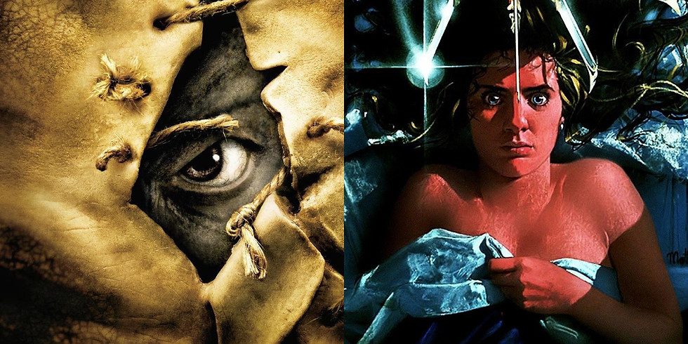 Jeepers Creepers & A Nightmare on Elm Street