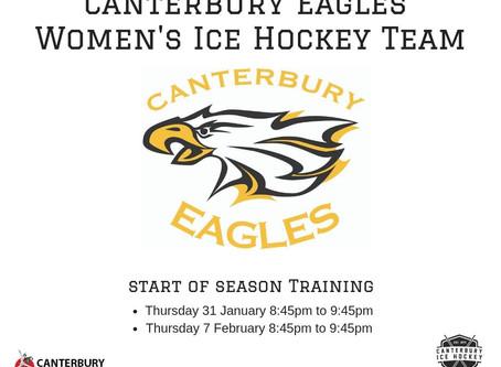 Canterbury Eagles Women