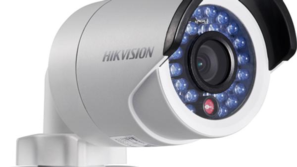 Hikvision 720TVL Bullet Camera