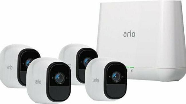 4 Channel Wireless Camera Kit (Programmed)