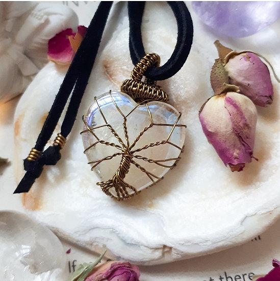 Angel Aura Heart Tree of Life