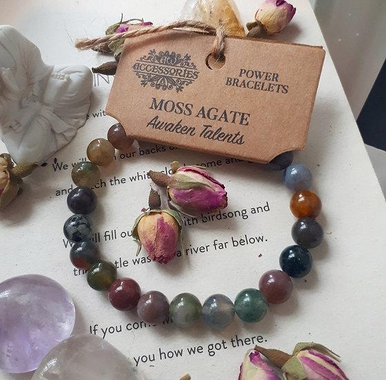 Crystal Power Bracelets