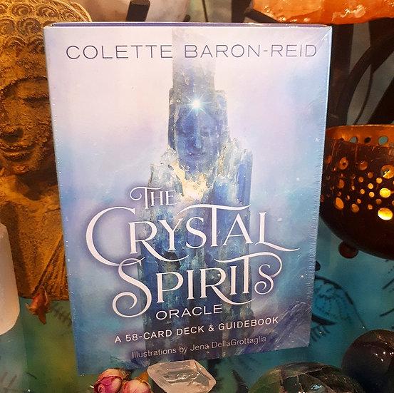 The Crystal Spirits Oracle Card Set