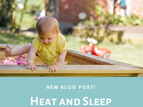 Heat and Sleep