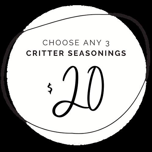 Delightful Deal - Critter Seasoning