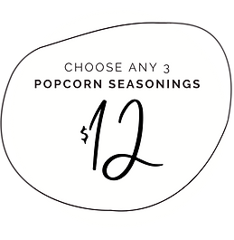 Delightful Deal - Gourmet Popcorn Seasoning