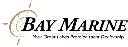 Bay Marine logo with no background - gre