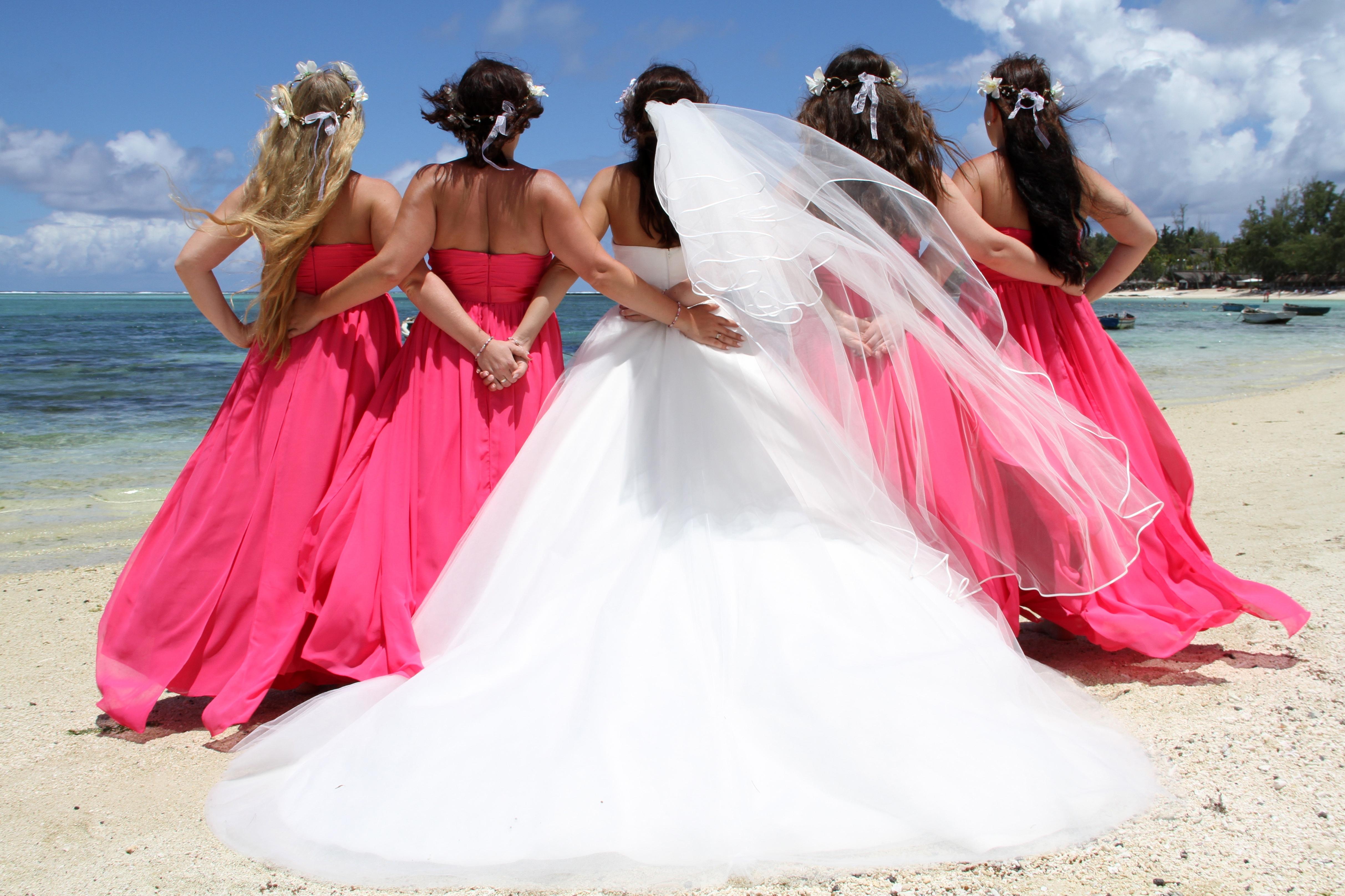 Hochzeit im Lux Belle Mare