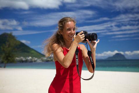 Maxi Gurgel - Fotografin Mauritius