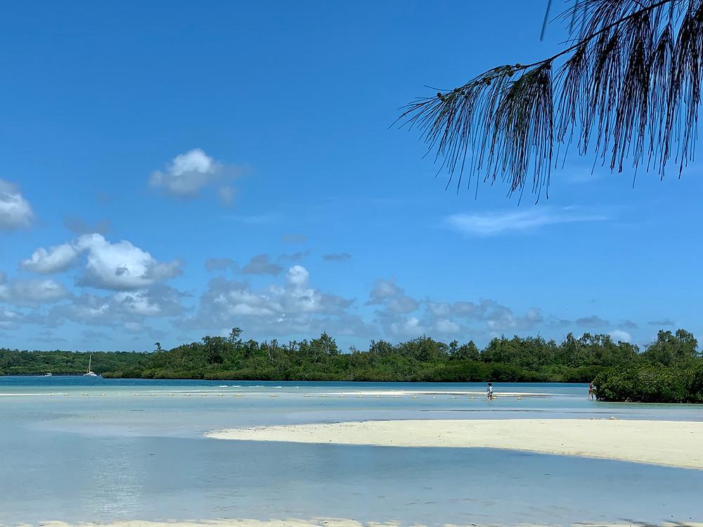 Inselparadies an der Ostküste von Mauritius