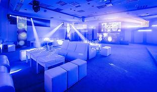 Night club mobilier technique ephemere