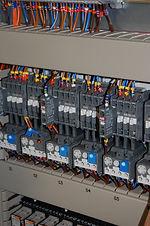 fuseboard wiring
