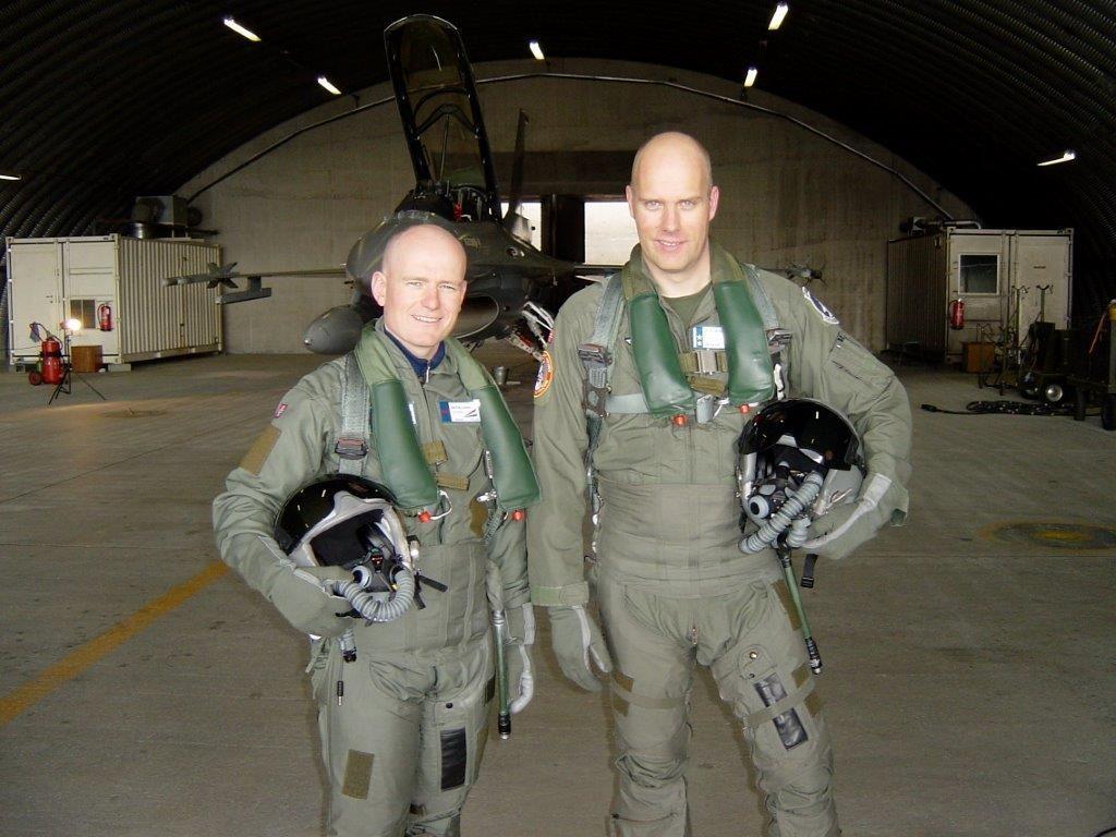 Flydag F16